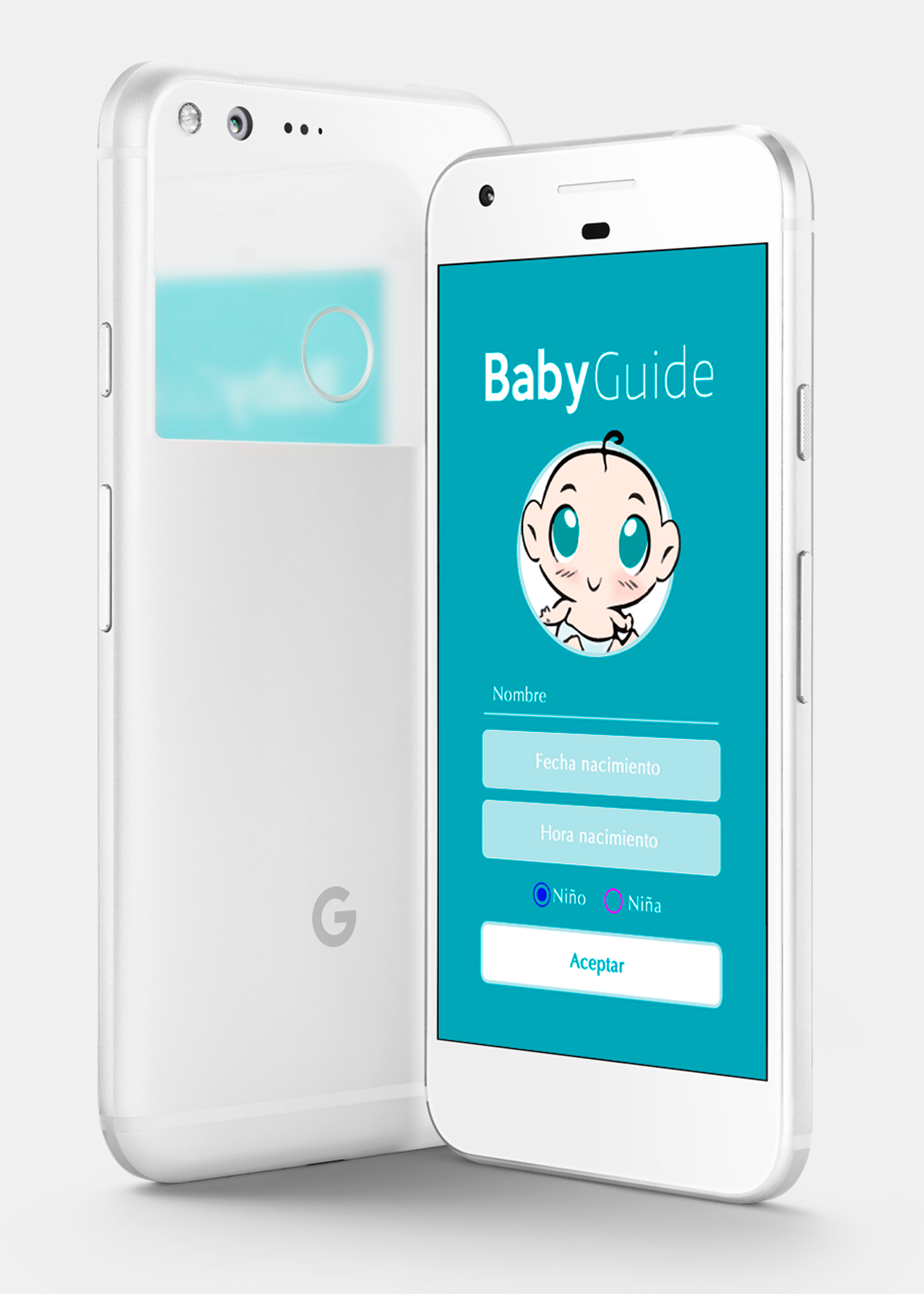 baby guide screen - Baby Guide App