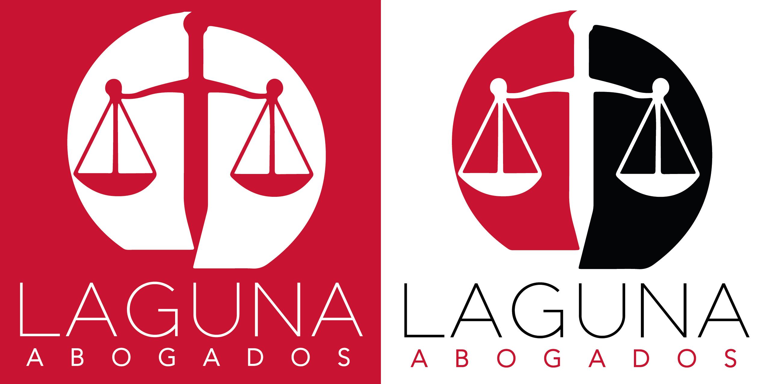 logo abogados - Laguna Abogados