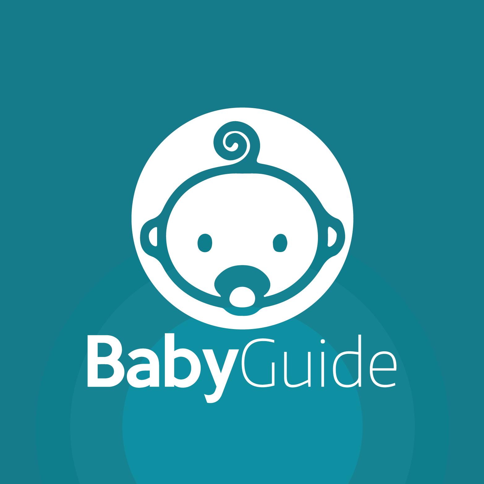logo babyguide - Baby Guide App