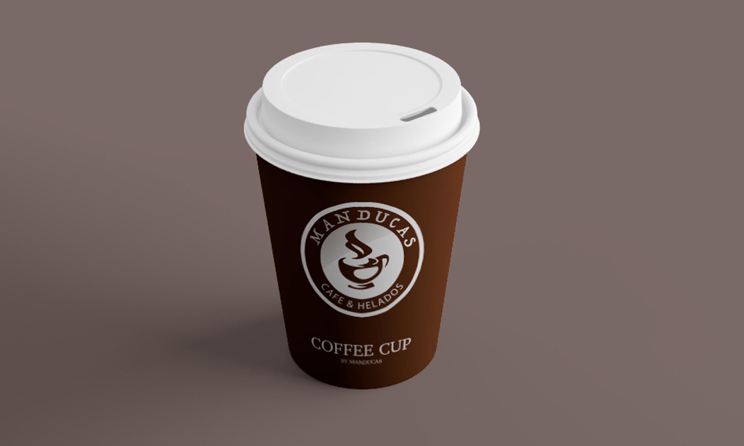 manducas cup - Cafetería Manducas